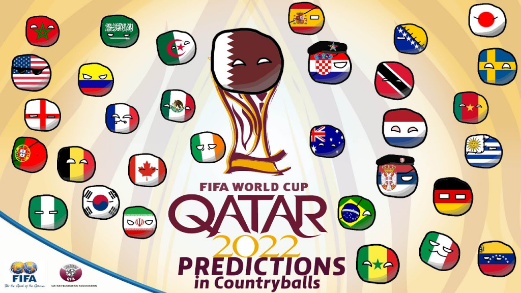 Qatar đăng cai tổ chức World Cup 2022