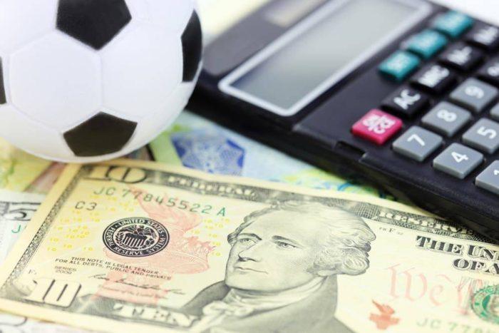 Tham gia 1 - 2 trận cá cược bóng đá trong 1 ngày